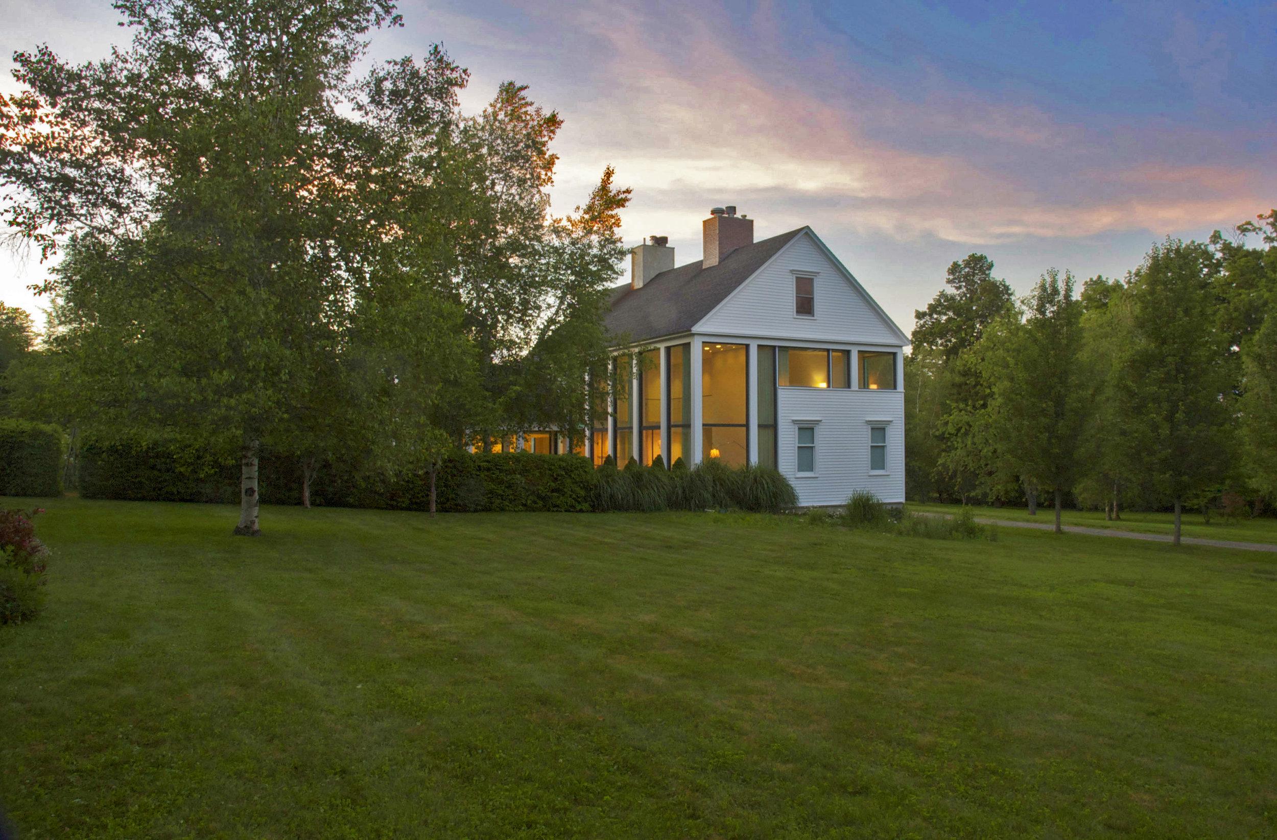 House on Chestnut Hill, Litchfield, CT