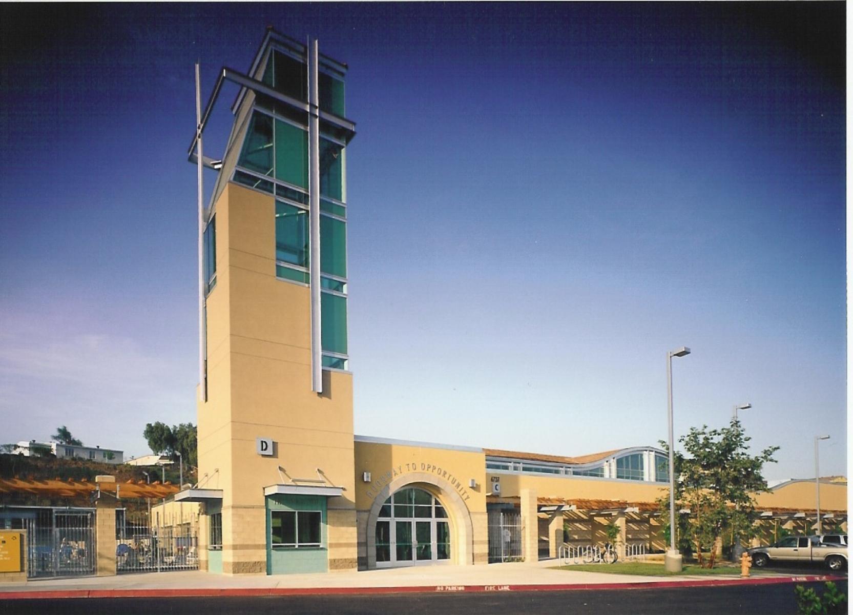 RAY & JOAN KROK COMMUNITY CENTER (SAN DIEGO, CA)