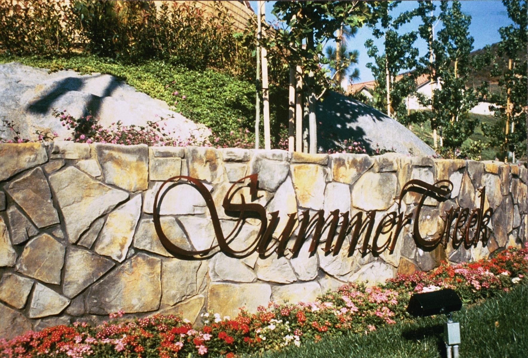 SUMMER CREEK (ESCONDIDO, CA)