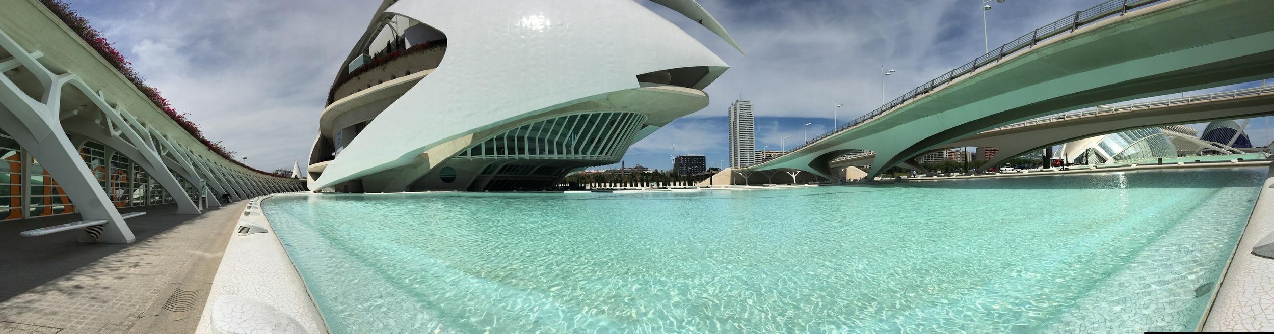 La Ciudad de las Ciencias y las Artes