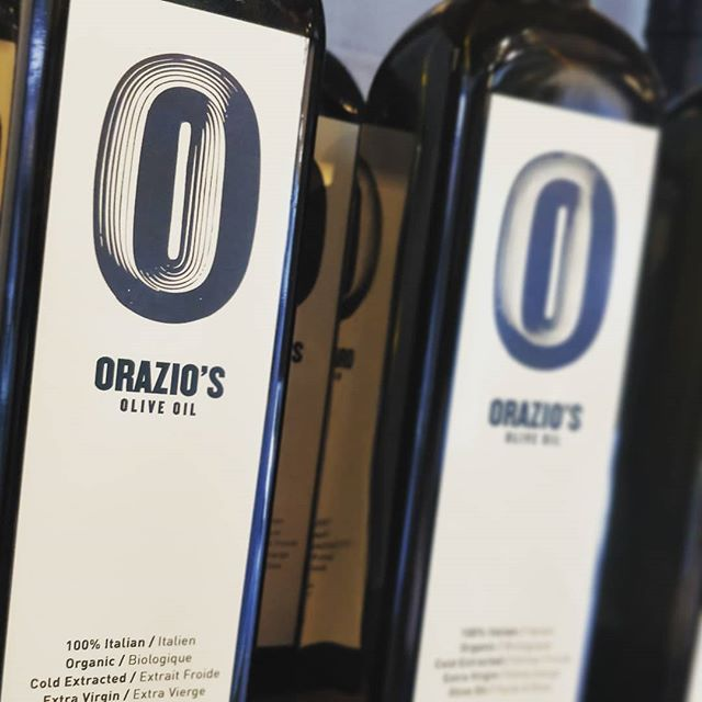 Fresh on the shelf! 2018 oil 👌