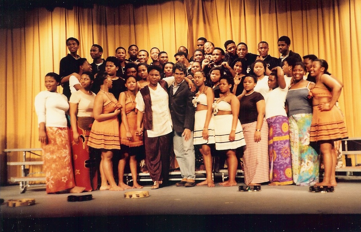 Heavenly Voices Choir  - with  Nulufefe Mtshabe