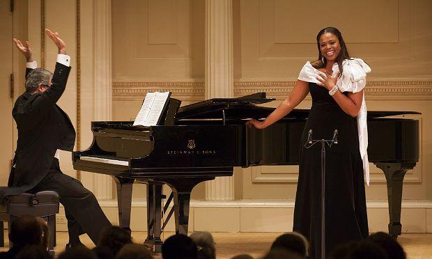 Pretty Yende - Weil Hall Recital