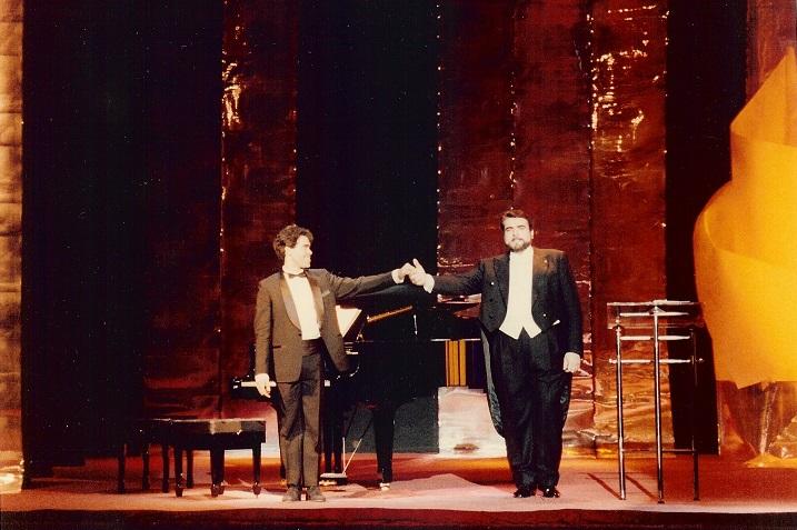 Write here... Juan Pons - Teatro Principal Recital , Mahon
