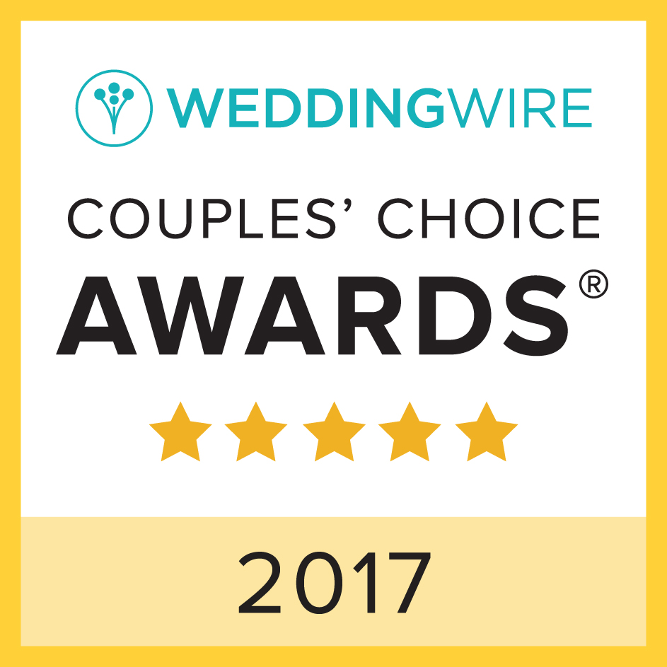 Couple's Choice Award Winner 2017