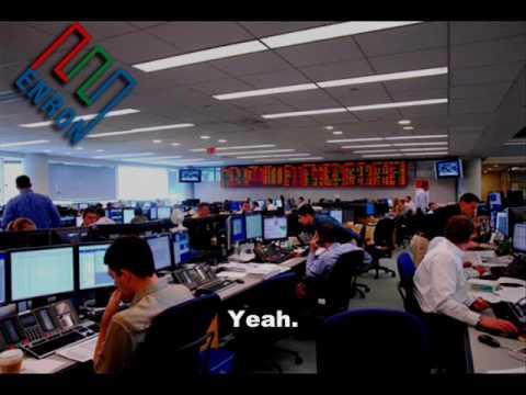 Enron Trading Floor