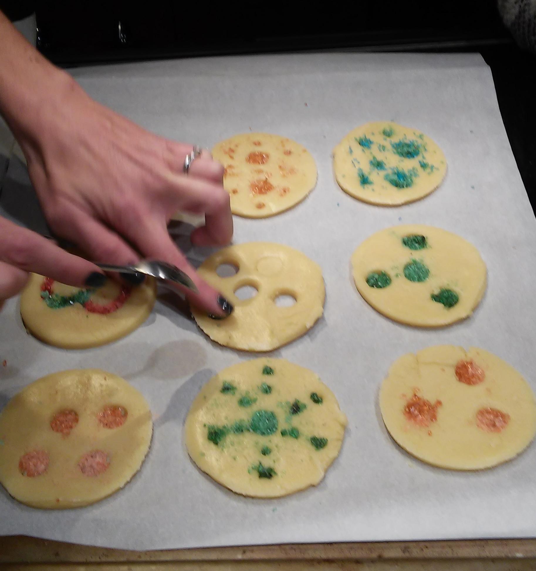 Baking Cannabis Sugar Cookies