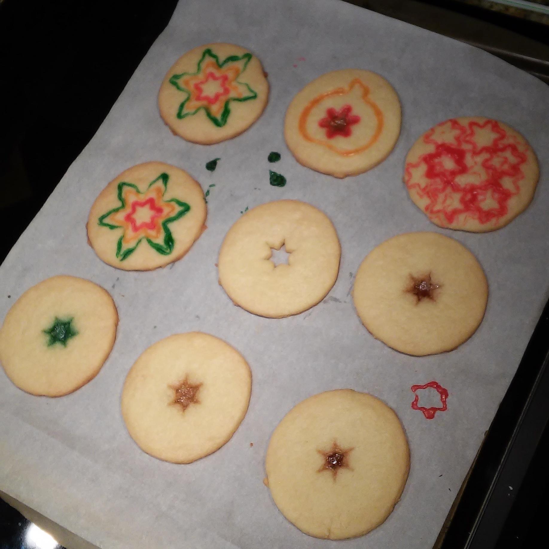 Weed sugar cookies