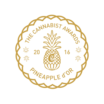 2016 National Cannabist Awards  Marketing Customer Experience  The Novel Tree