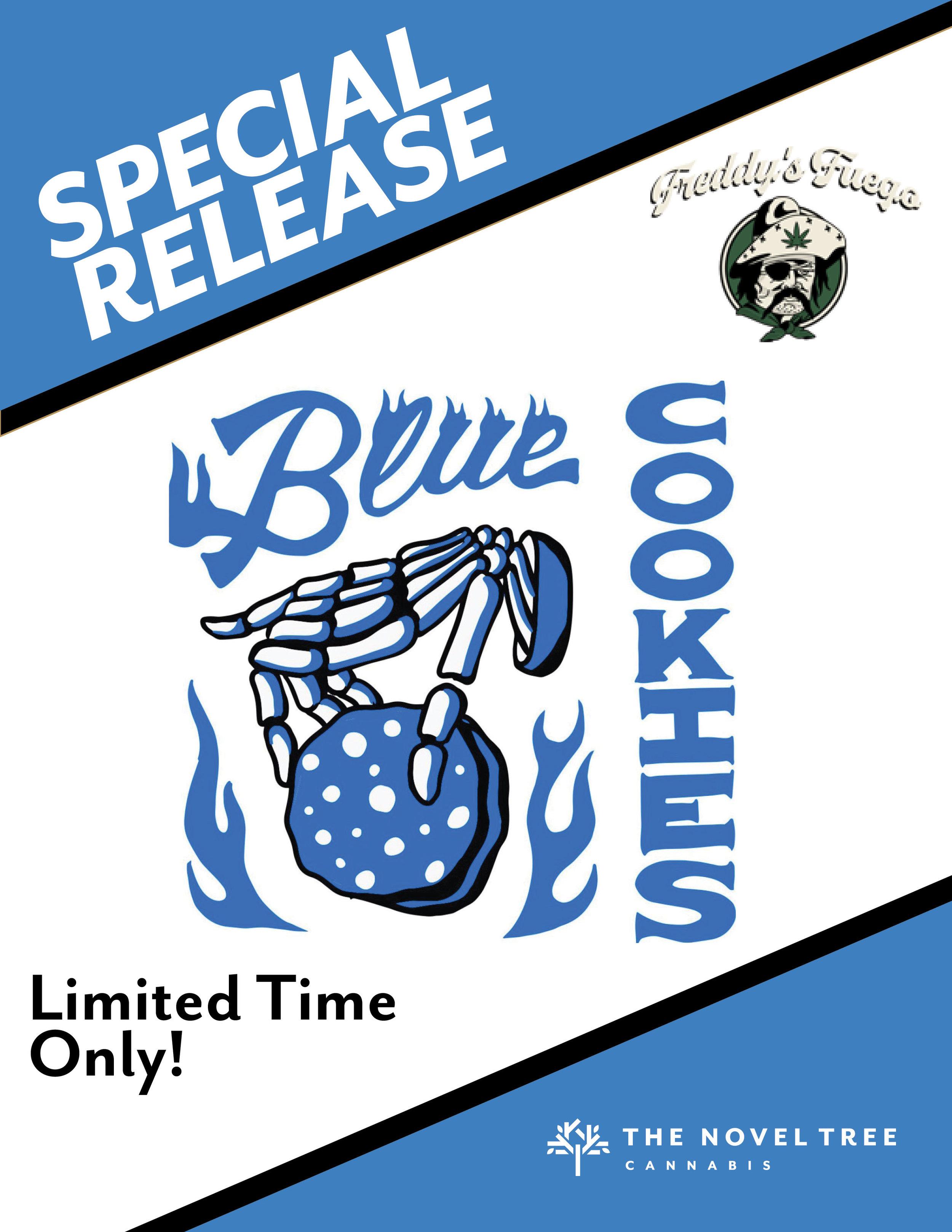 Blue Cookies - 04/27/2018