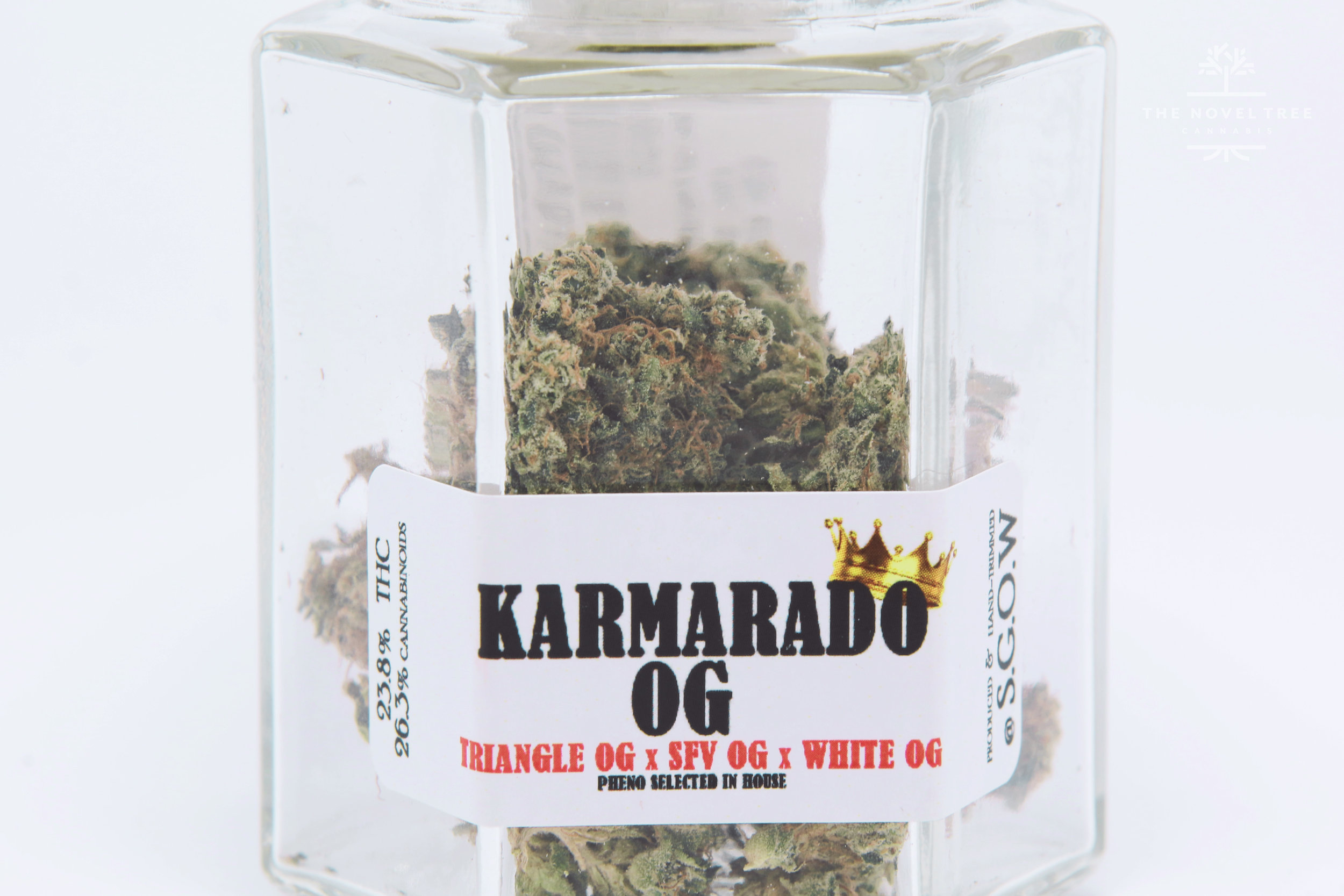 Karmarado OG by Secret Gardens of Washington