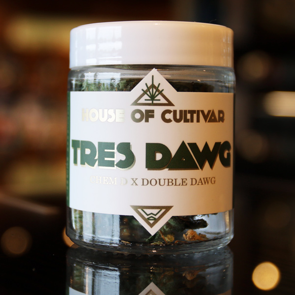 Tres Dawg by House of Cultivar - What budtender Paul describes as a