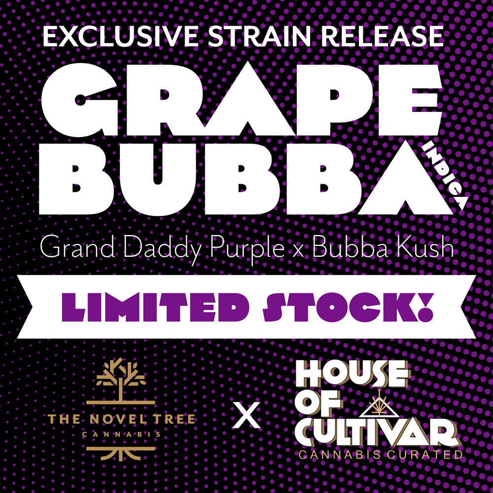 Keep an eye out for future exclusive strains!
