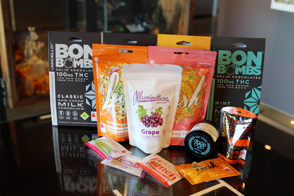Looking for a wide variety of edibles? Verdelux has you covered.