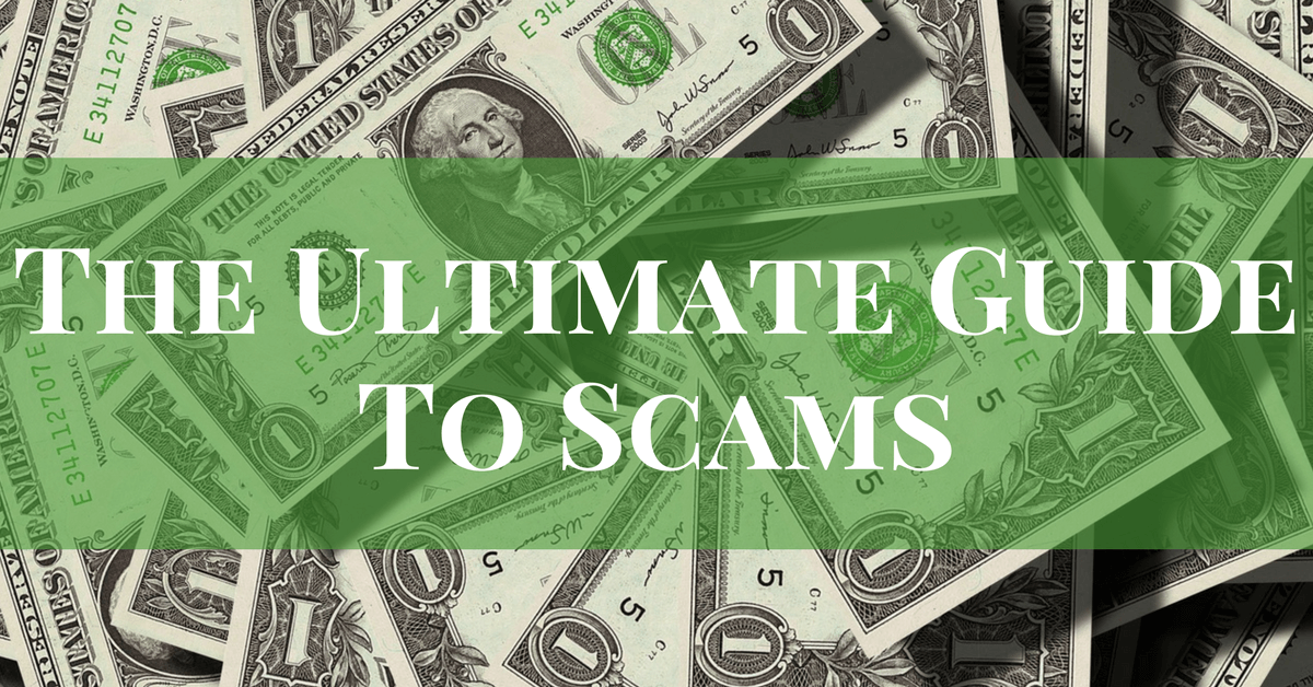 guide to scams