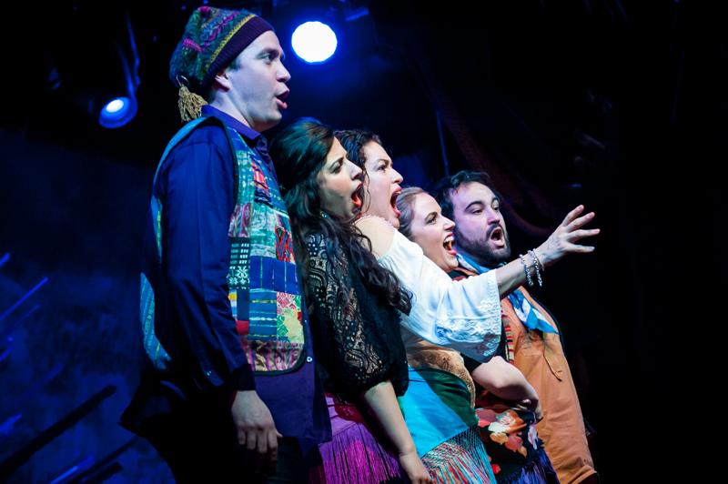 Venture Opera's production of CARMEN.