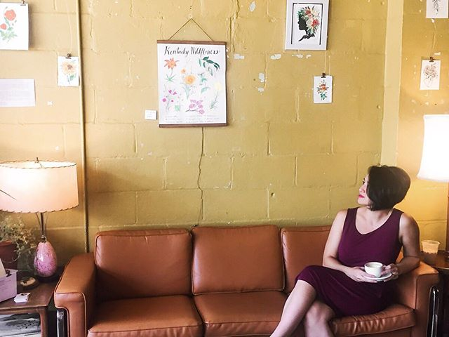 I've had the honor of hanging my art at @sunergos_coffee for the past couple of months (first at the Preston location and now at Woodlawn). It'll be up for one more week before I take it all down 😢❤️ come take a look and grab some coffee when you get the chance! ⠀⠀⠀⠀⠀⠀⠀⠀⠀⠀⠀⠀ ⠀⠀⠀⠀⠀⠀⠀⠀⠀⠀⠀⠀ P.S. A big thanks to @kellycassidywalker and @evetta_m_photography for helping me hang all these paintings! Y'all are the best! ⠀⠀⠀⠀⠀⠀⠀⠀⠀⠀⠀⠀ ⠀⠀⠀⠀⠀⠀⠀⠀⠀⠀⠀⠀ 📸: @evetta_m_photography