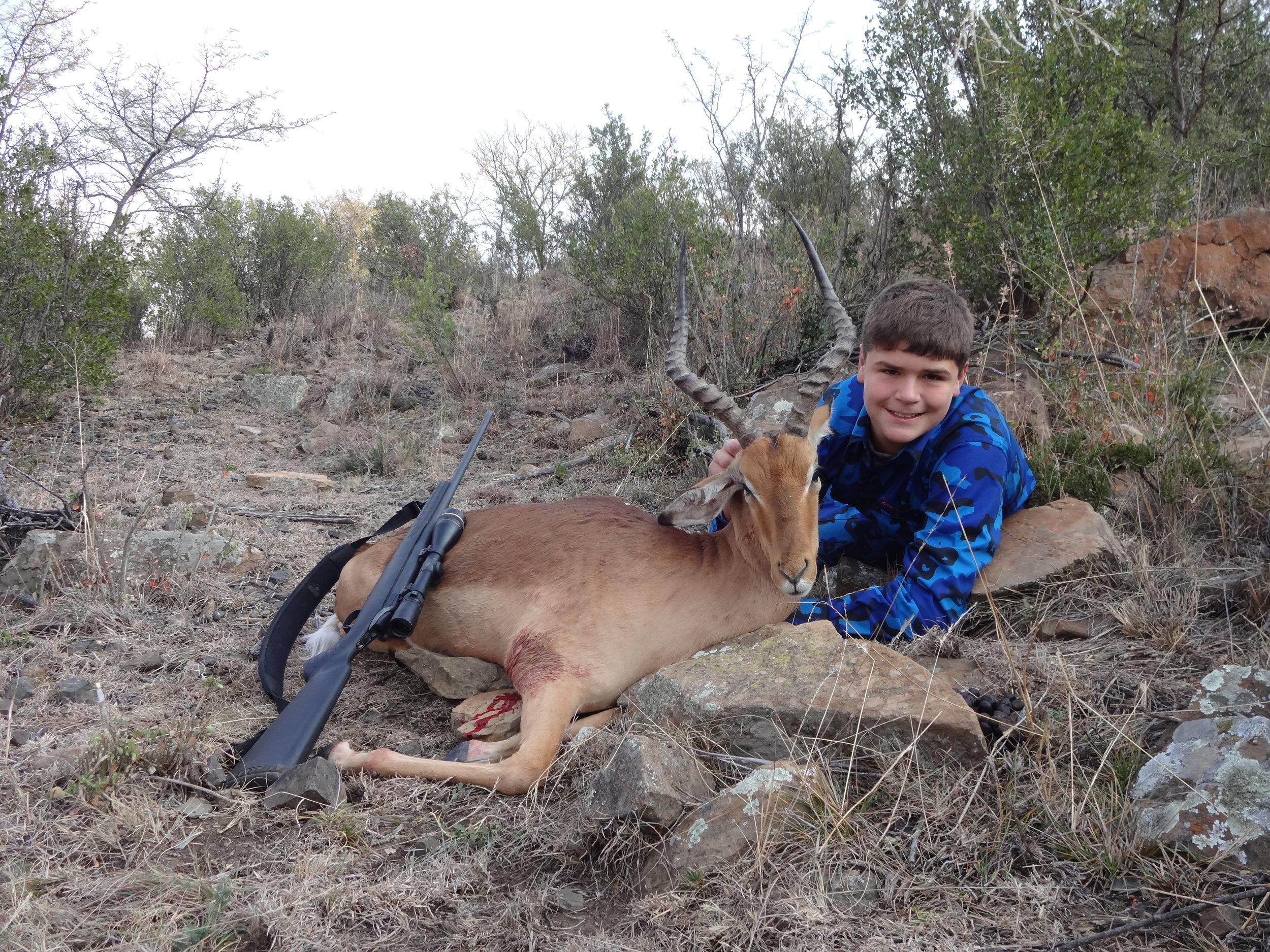 Impala Taken With Jard Trigger