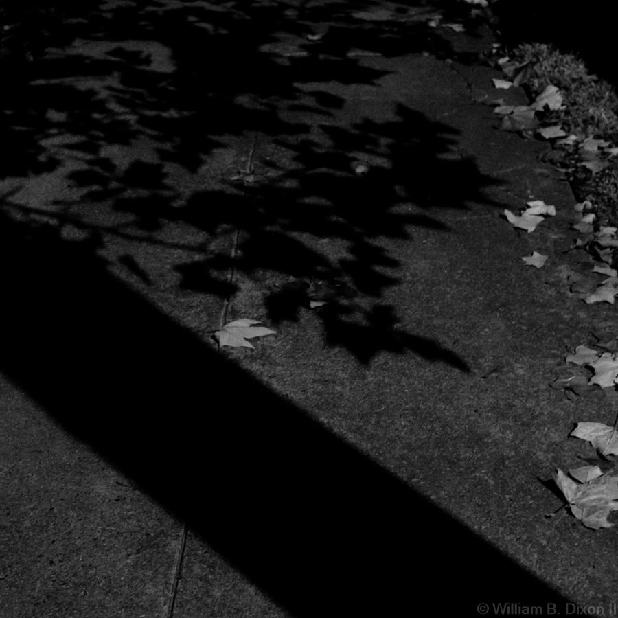 Midnight Sidewalk