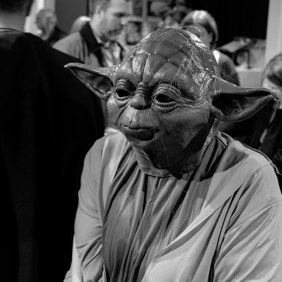 Yoda?