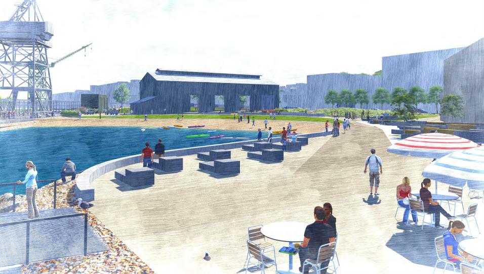 new design proposal for crane cove park       image: sfport.com