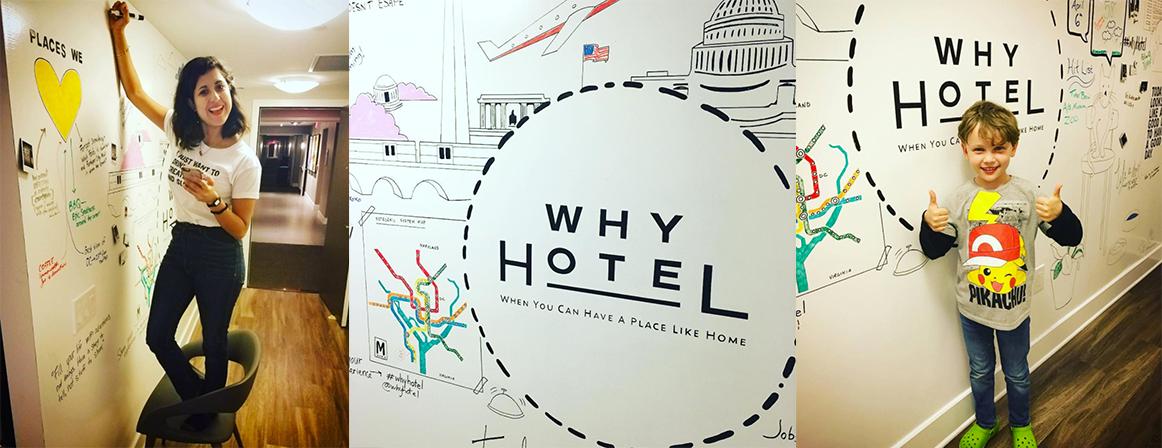 WhyHotel Mural