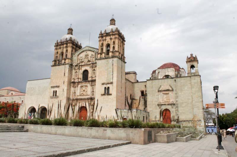 Templo de Santo Domingo,Oaxaca, Mexico