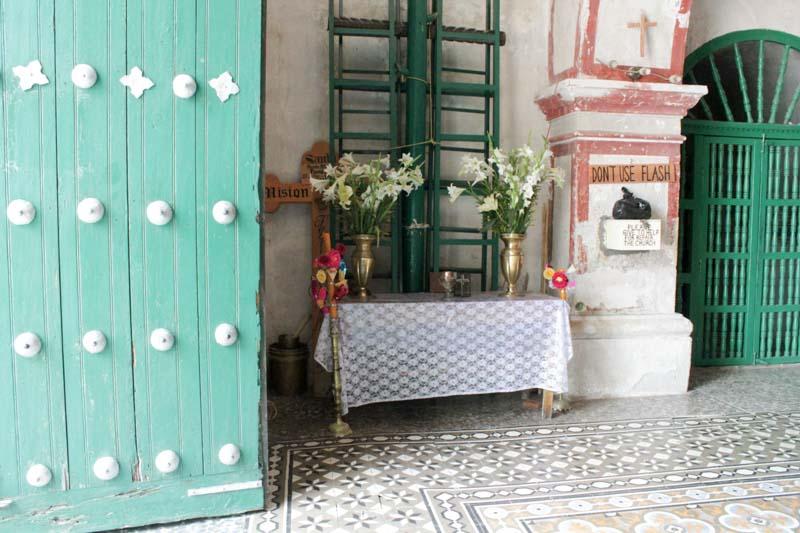 Preciosa Sangre de Cristo Church in Teotitlán del Valle