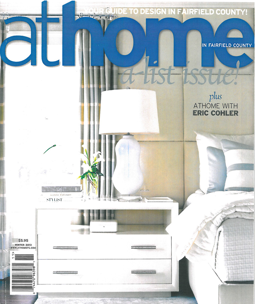 At Home Awards Issue, Winter 2013