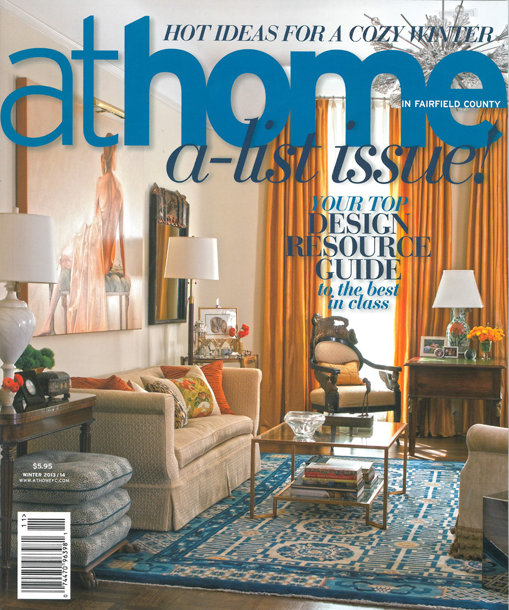 At Home Awards Issue, Winter 2013/14