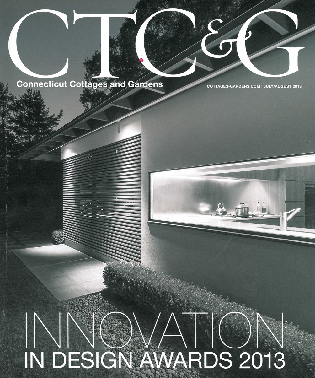 CTC&G Innovation in Design Awards Issue, 2013