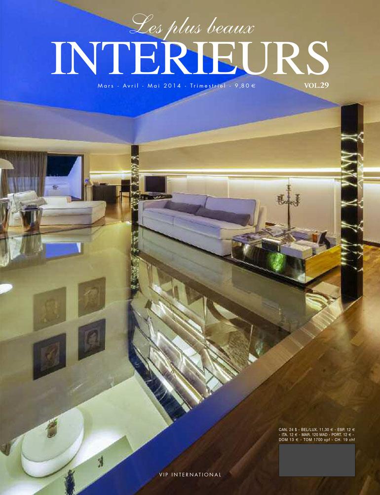 Les plus beaux Interieurs, Spring 2014