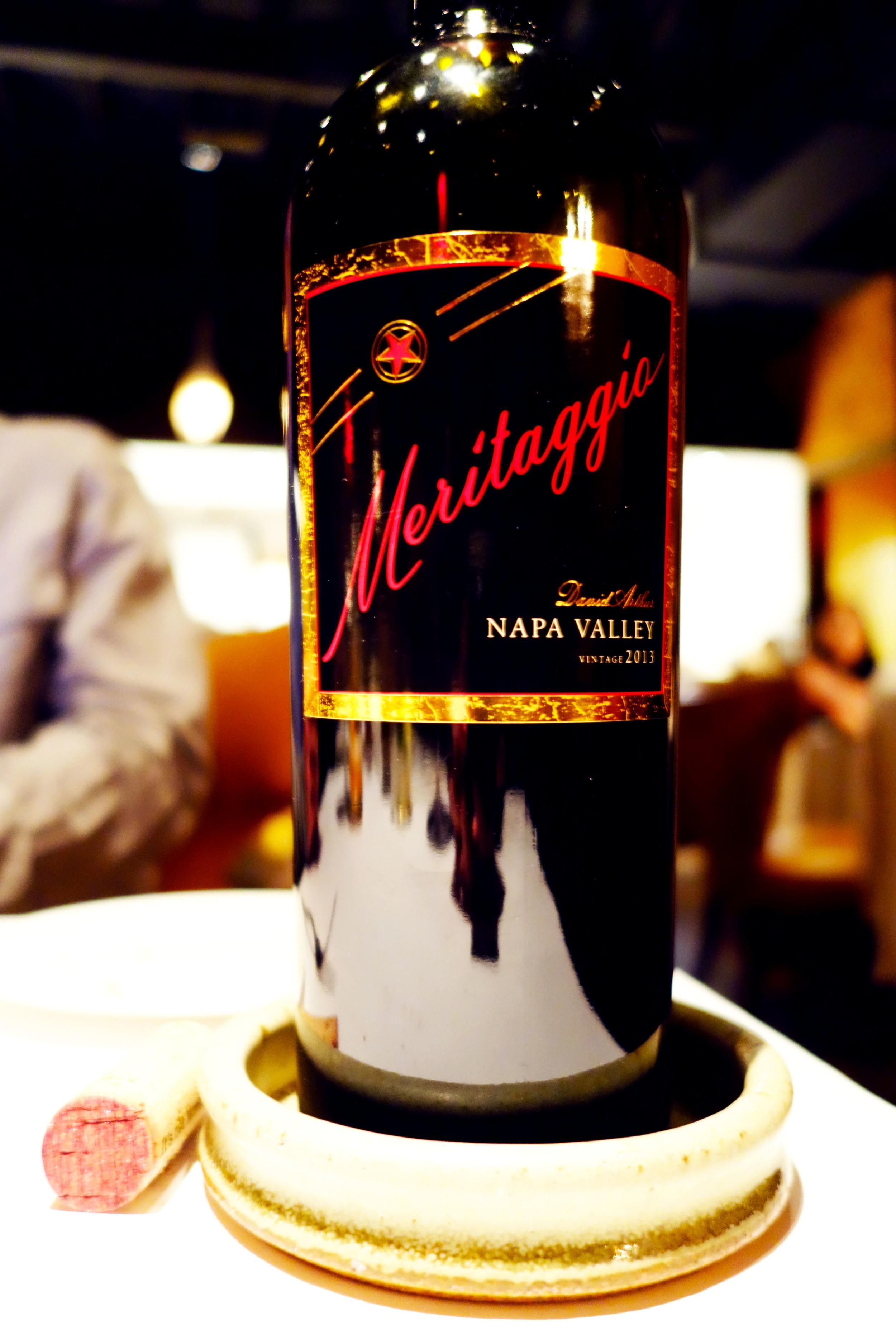 bottega merittagio wine