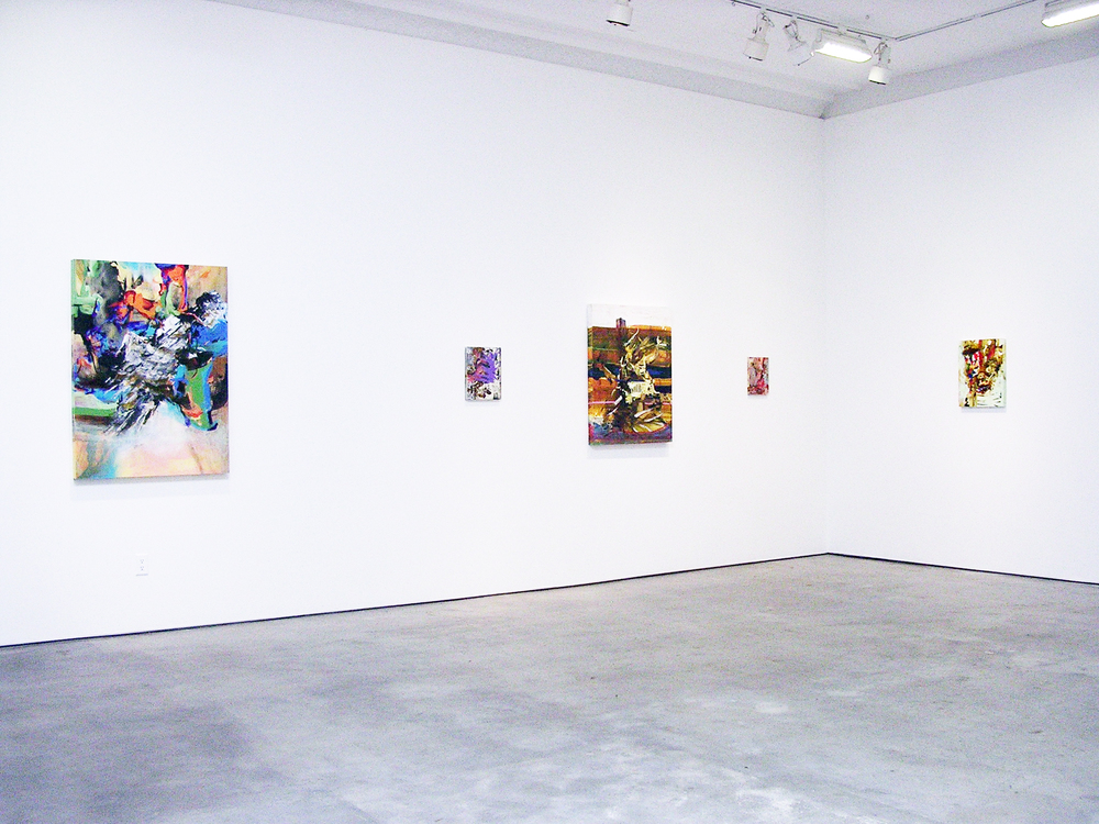 """Field and Territory"", Marcia Wood Gallery, Atlanta GA"