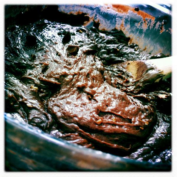 Brownie complete mixture
