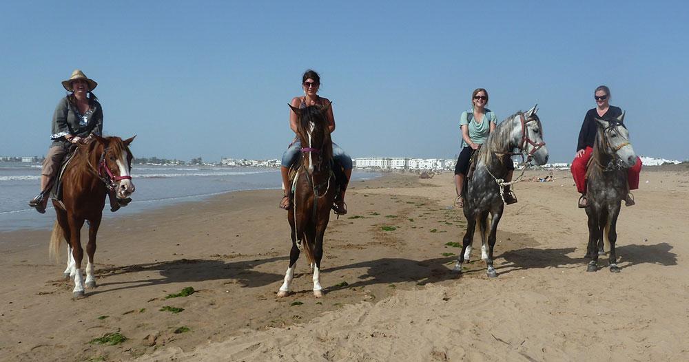 horseriding in Essaouria