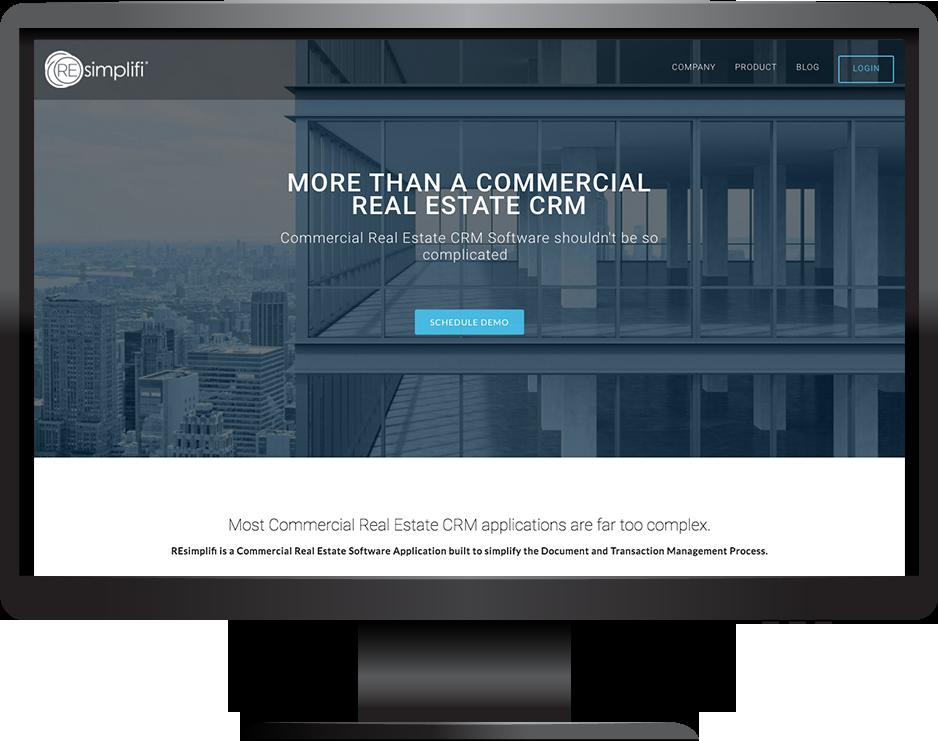 Squarespace Software Website