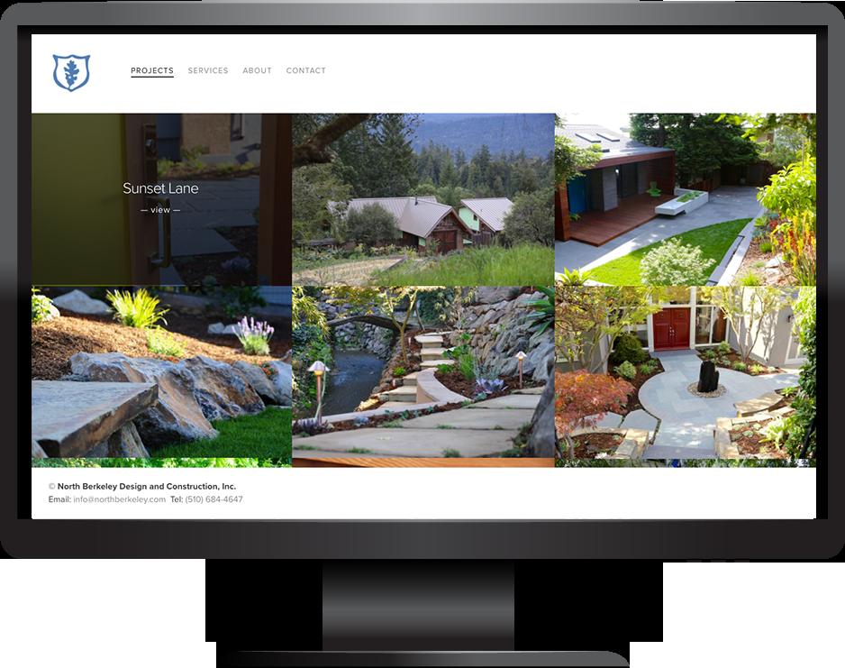 Squarespace Construction Website