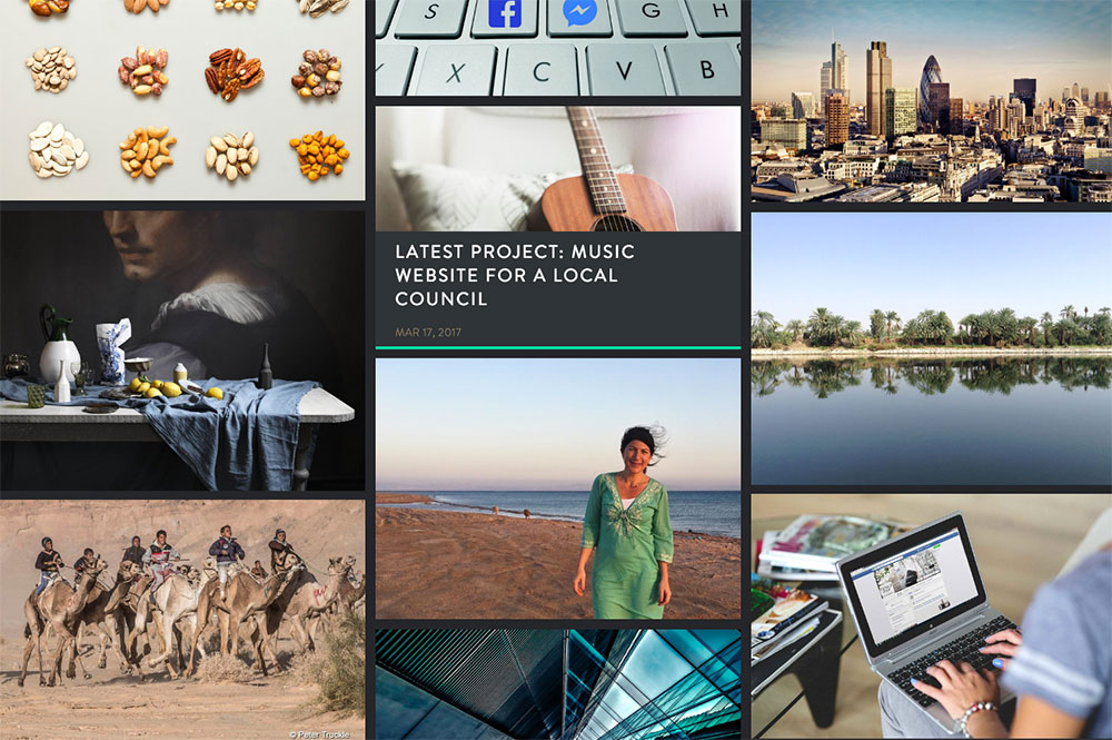 Latest Squarespace Projects & News