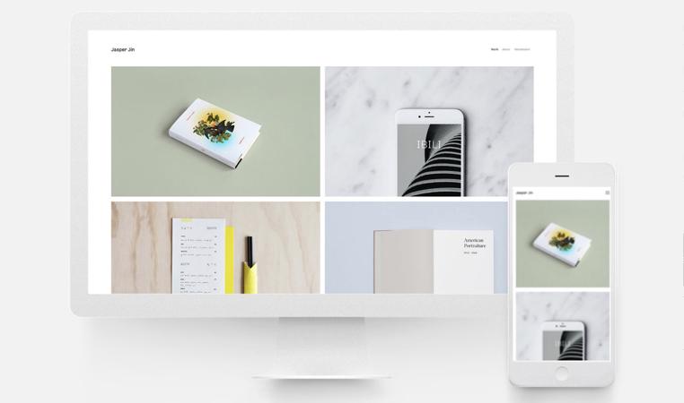 Squarespace responsive websites