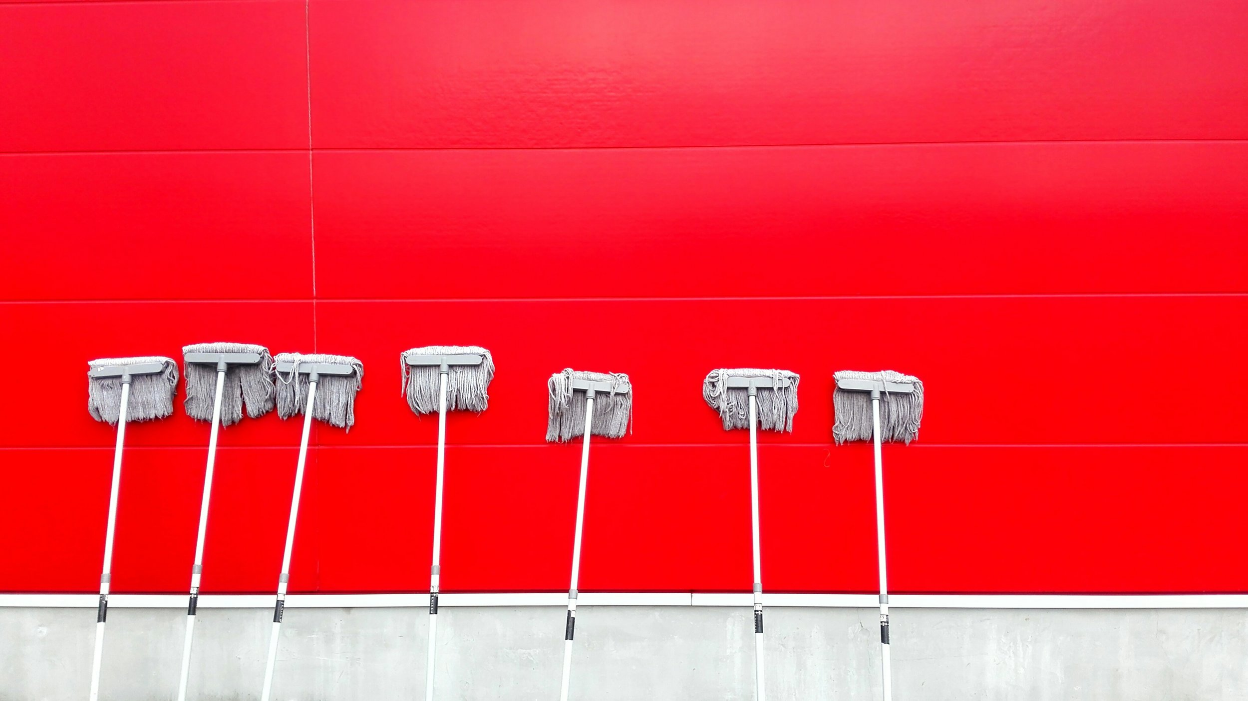Give your business a spring clean
