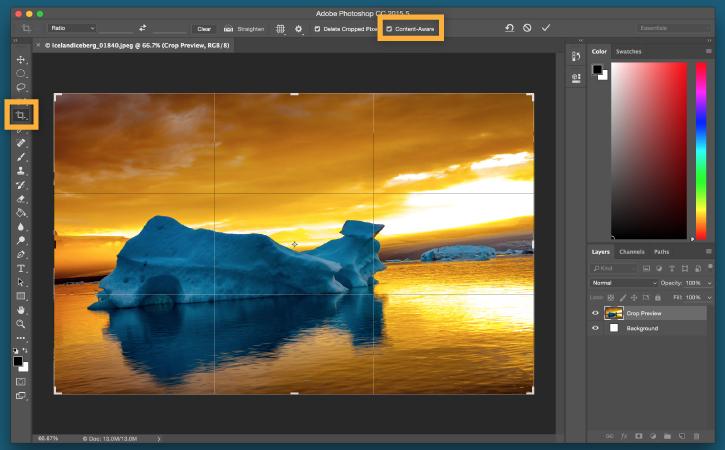 Photoshop release 2015.5 Update