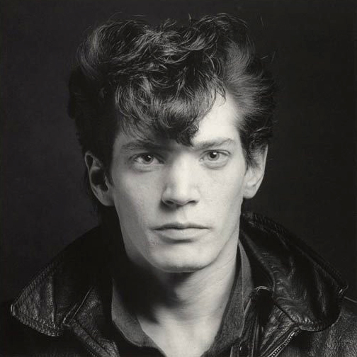 Robert Mapplethorpe Self Portrait .