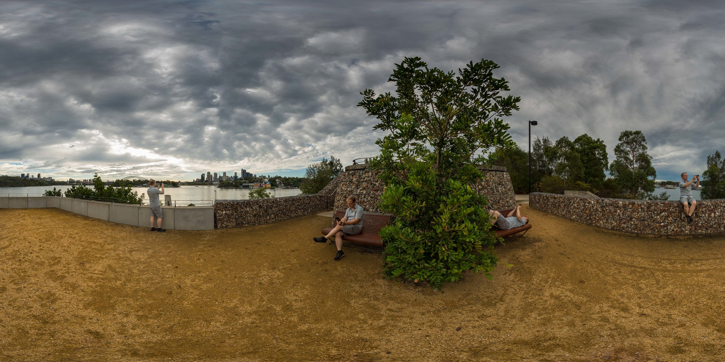 Ballast Point Equirectangular - 4 images in one