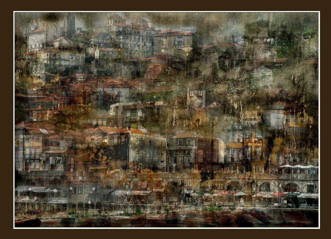 Porto in layers, John Chapman