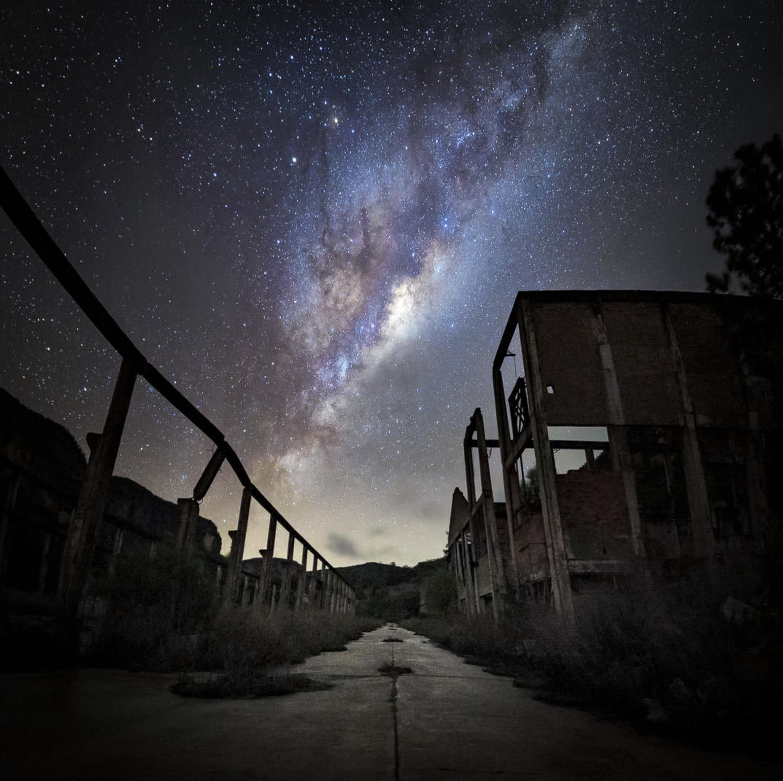 Capertree and Glen Davis Works Ruins,  ©  Luke Tscharke