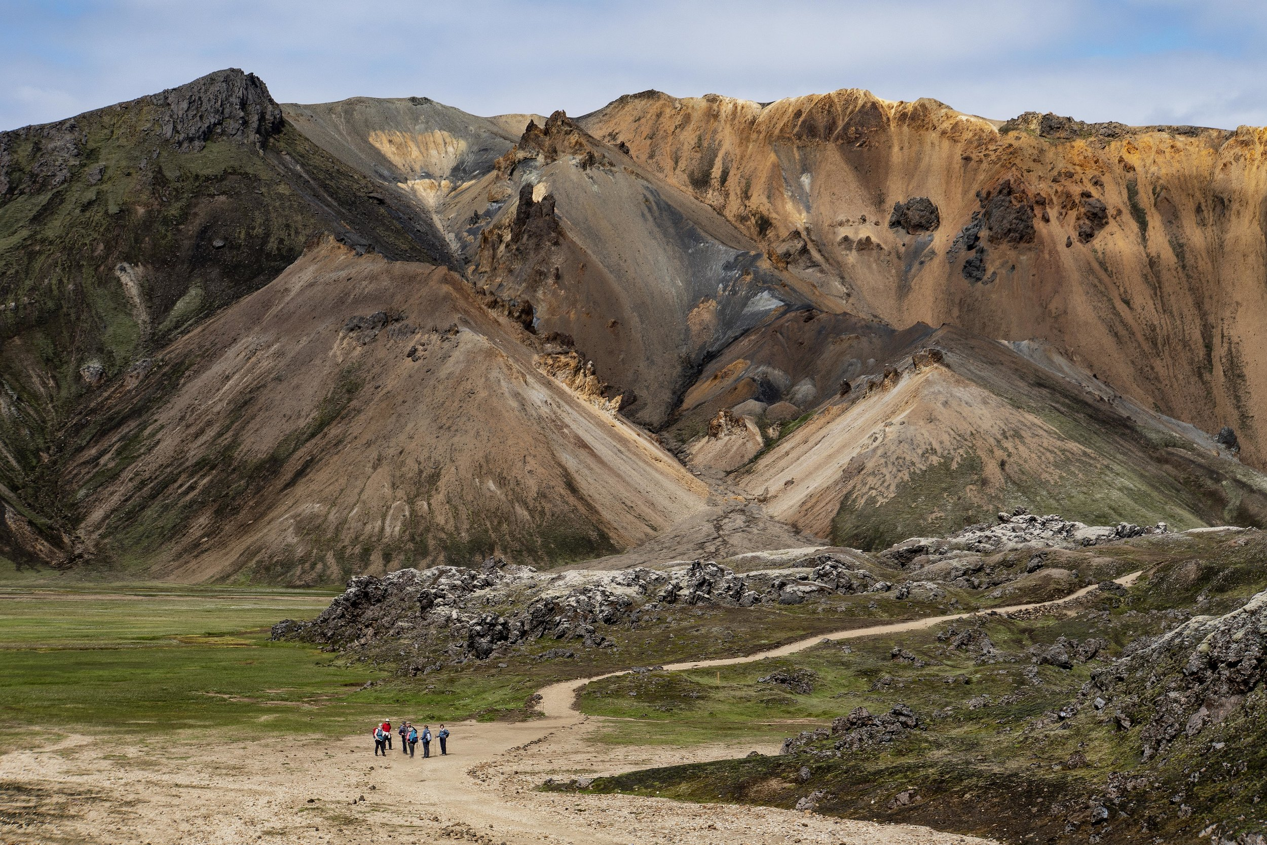 Graeme Dobbs - Iceland