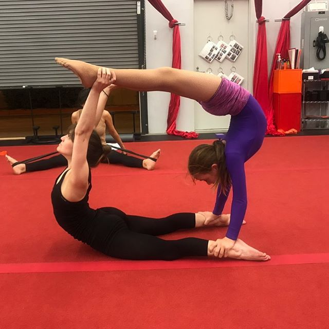 We have contortion classes!!!! We train contortion every Mon/Wed 7:30-8:30p contortion & stretching class! Come on in & try it out! These are a few of our amazing students trying out some new tricks!!! 🙌🏻 #AAPAF #contortion #Redlands #redlandsca #aerial #circus #circustraining #circusgym #circusclasses #circuslife #performing #aerialyoga #yogaroom #silks #lyra #aerialhoop #stretching #flexibility #contortiontraining #aboutredlands #flexibiltytraining #training #circuspractice #practice #gymnastics #circusredlands #inlandempire #fitness