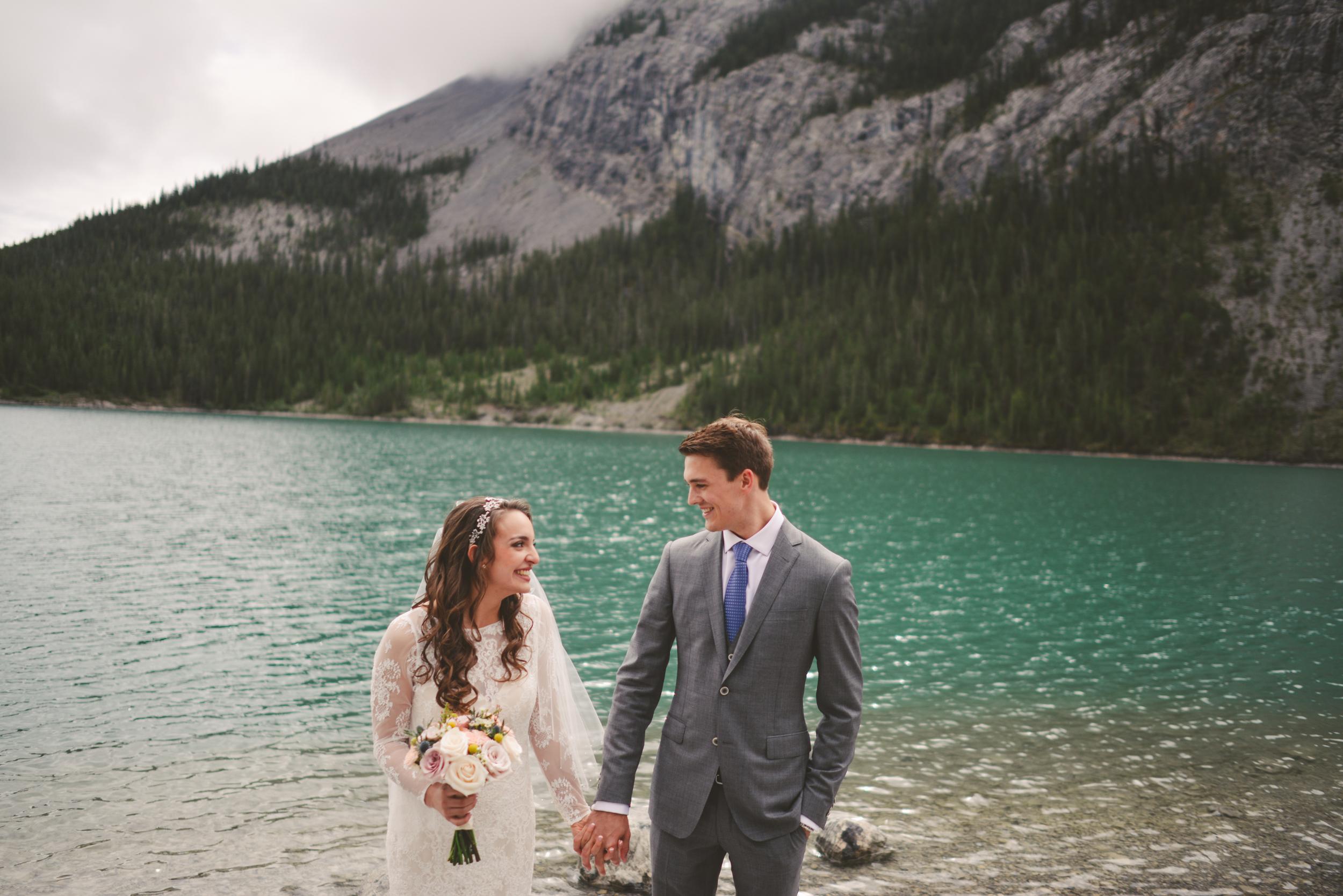 zach & bruna // married
