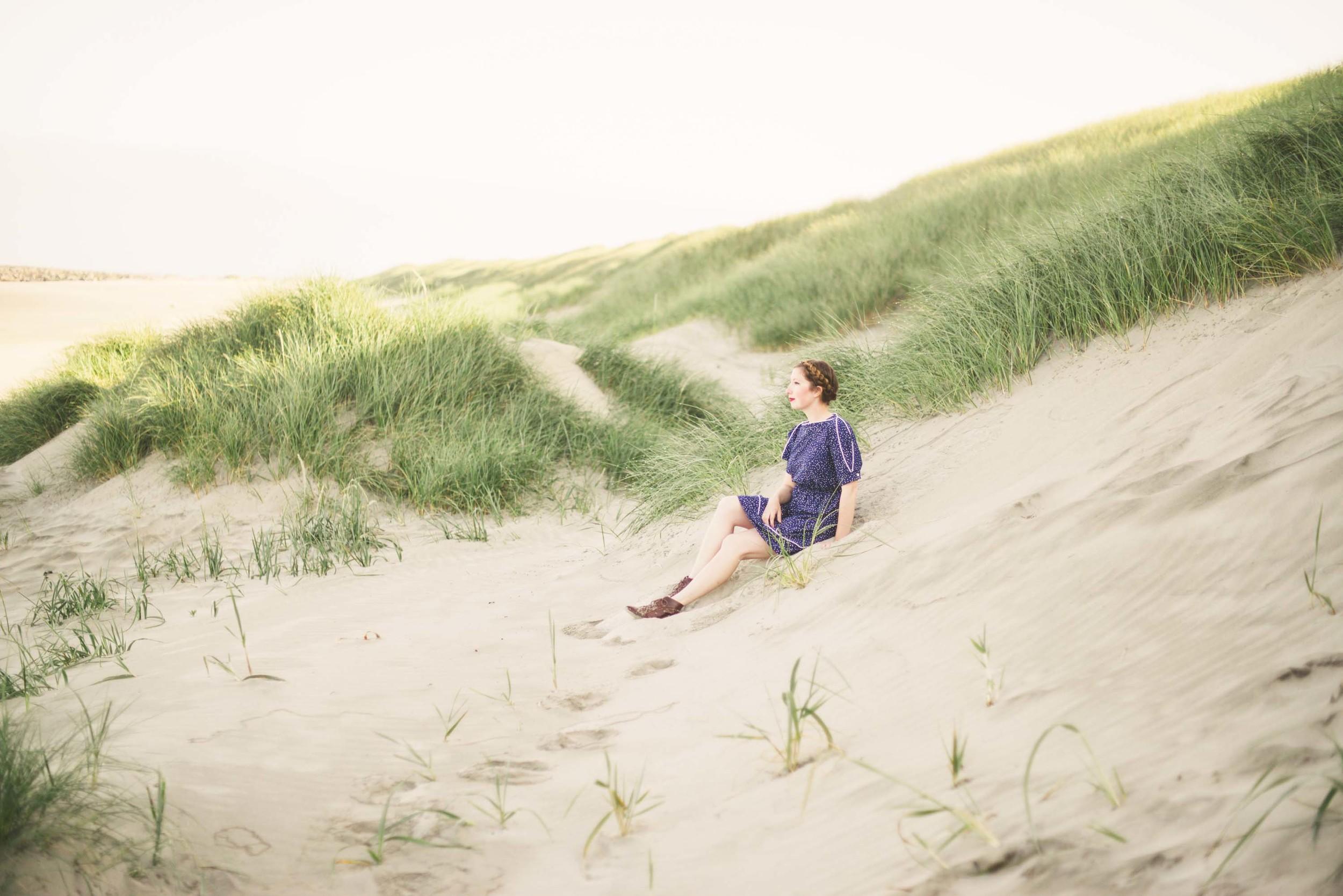sunrise portraits // oregon coast
